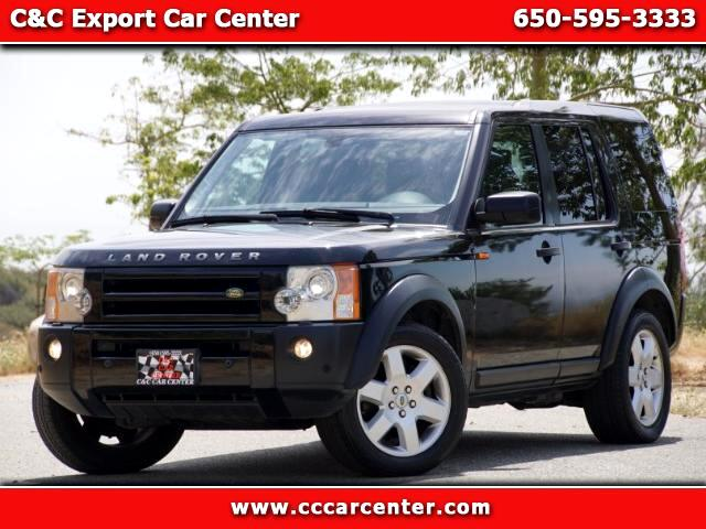 2007 Land Rover LR3 HSE WITH NAV AND 3RD ROW SEATS