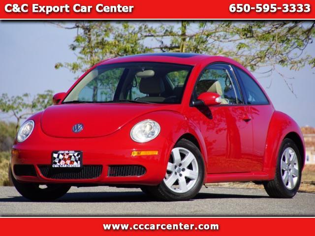 2006 Volkswagen New Beetle 2.5L PZEV