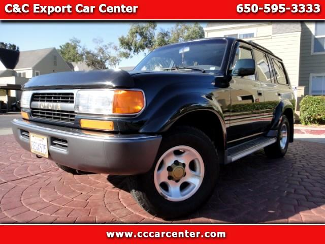 1993 Toyota Land Cruiser 4WD