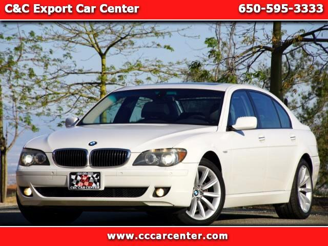 2008 BMW 7-Series 750LI FULLY LOADED
