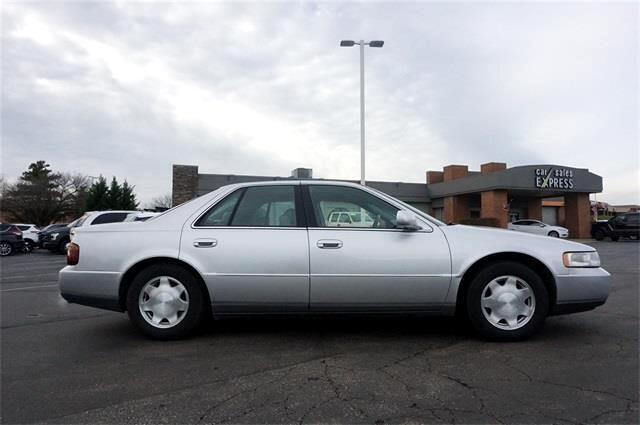 1999 Cadillac Seville SLS