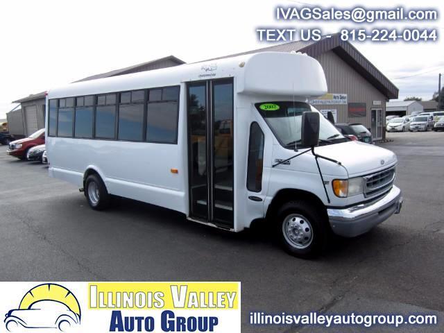 2002 Ford Econoline E-450 Mini Bus