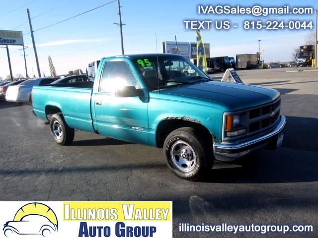 1995 Chevrolet C/K 1500 Reg Cab Long Bed 2WD