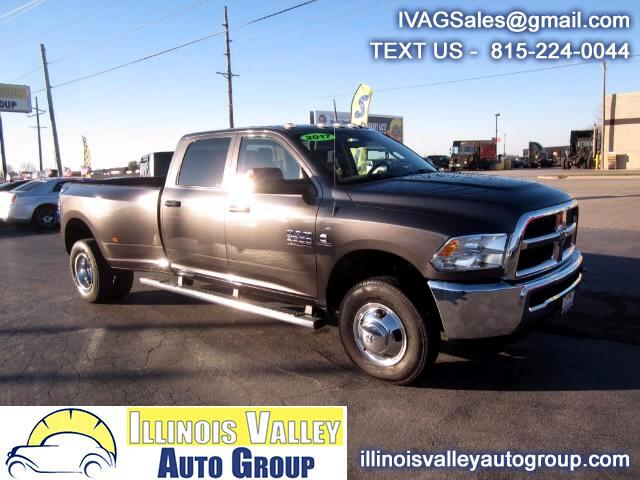 2017 RAM 3500 ST Crew Cab Long Bed 4WD DRW