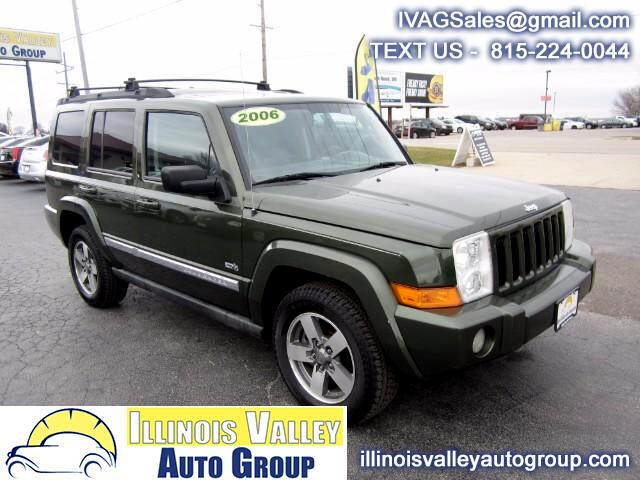 2006 Jeep Commander Sport 4WD