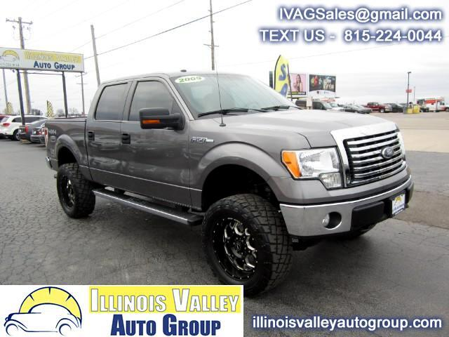 2009 Ford F-150 XLT SuperCrew Short Bed 4WD