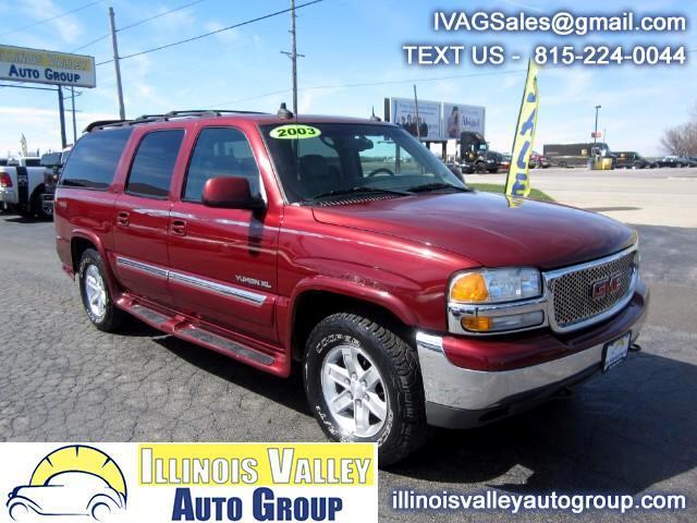 2003 GMC Yukon XL SLT 4WD