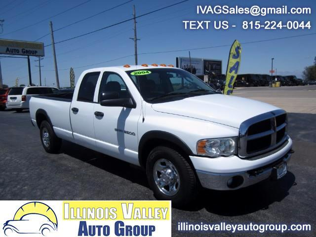 2004 Dodge Ram 3500 SLT Quad Cab Long Bed 2WD