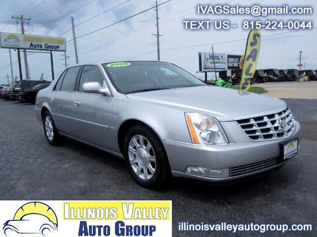 2008 Cadillac DTS Luxury