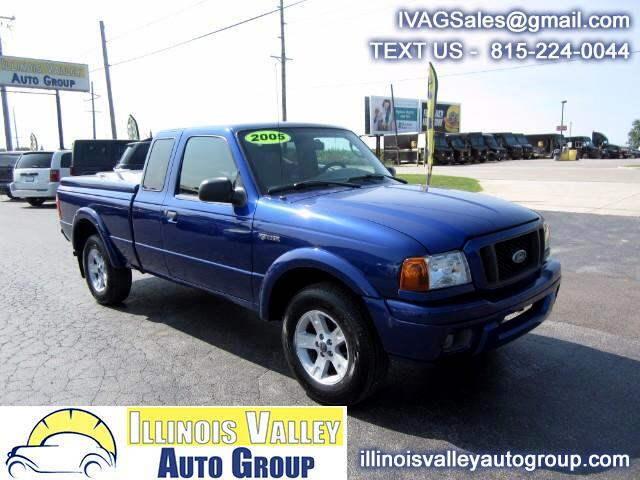 2005 Ford Ranger Edge SuperCab 2WD