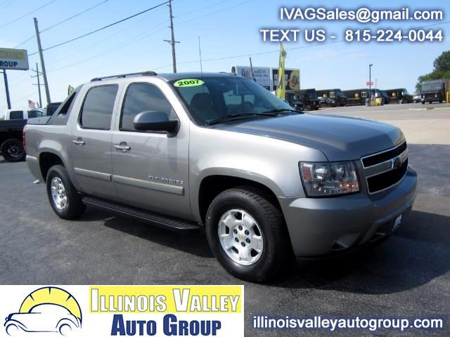 2007 Chevrolet Avalanche 1500 LT 2WD