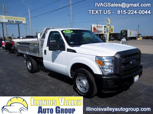 2012 Ford F-250 SD XL Reg. Cab 2WD