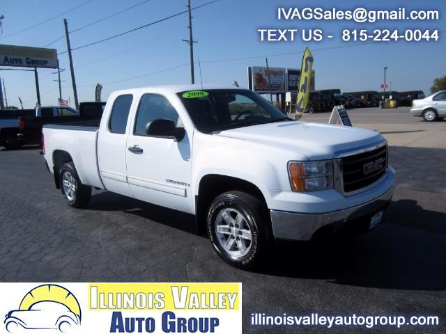 2008 GMC Sierra 1500 SLE Ext. Cab Short Bed 2WD
