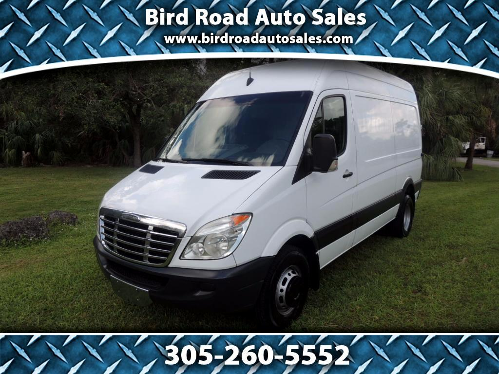 2011 Freightliner Sprinter 3500 144-in. WB