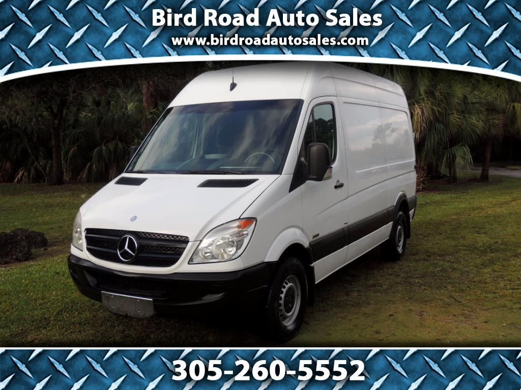 2011 Mercedes-Benz Sprinter 2500 High Roof 144-in. WB