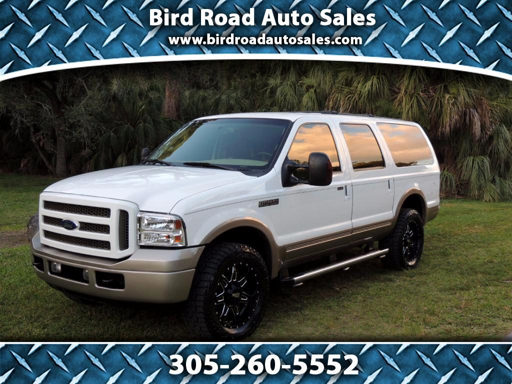 2005 Ford Excursion Eddie Bauer 6.0L 4WD