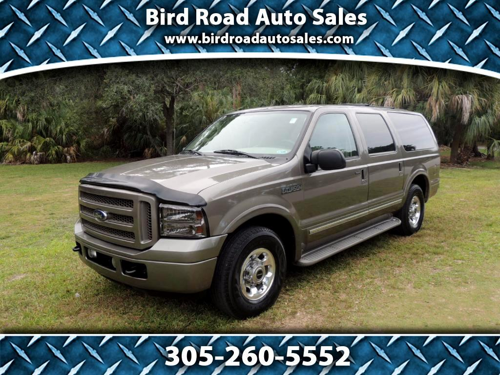 2005 Ford Excursion Limited 6.0L 2WD