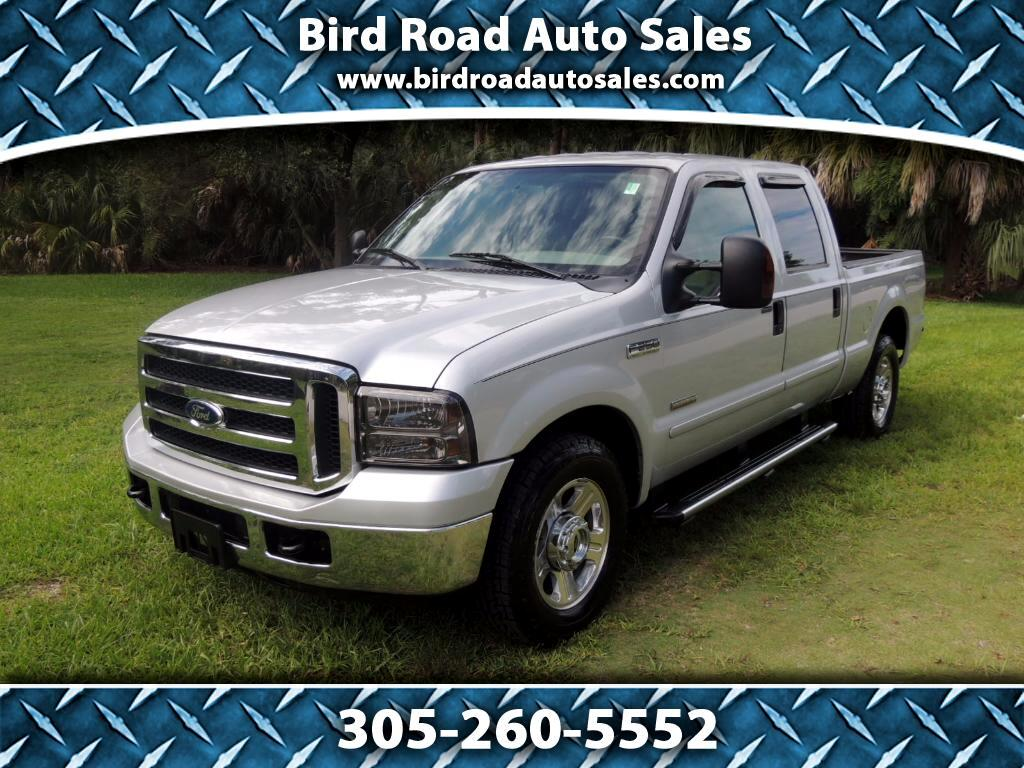 2007 Ford F-250 SD Lariat Crew Cab Short Bed 2WD