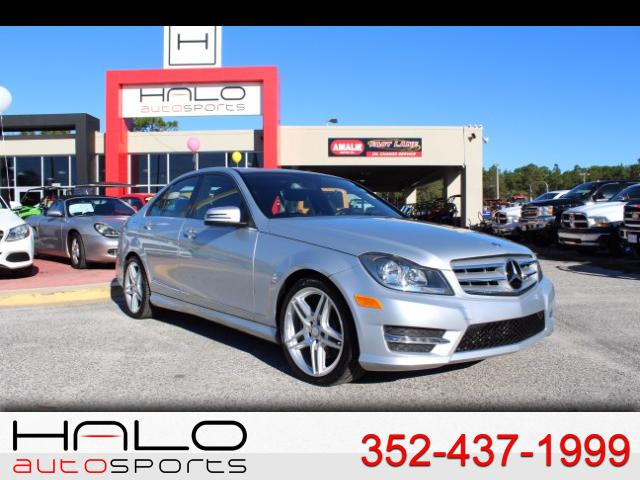 2013 Mercedes-Benz C-Class C350 Sport Sedan
