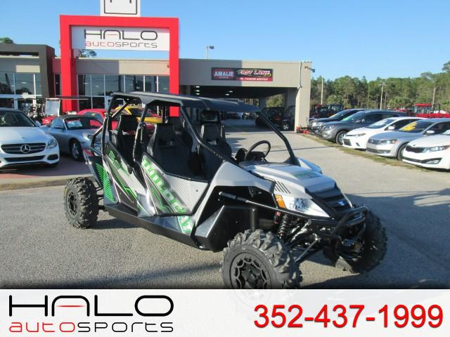 2018 Arctic Cat Wildcat Trail 4 X LIMITED