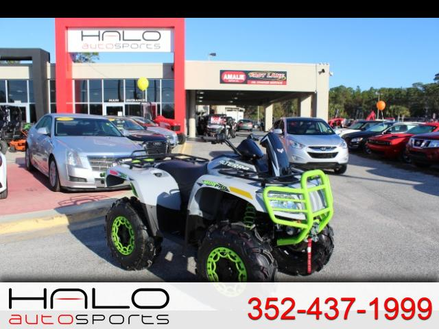 2018 Arctic Cat MUDPRO 700 Limited EPS