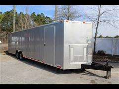 2016 Diamond C Utility Trailer