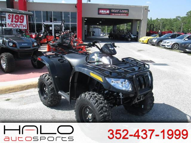2018 Arctic Cat Alterra 700 4X4