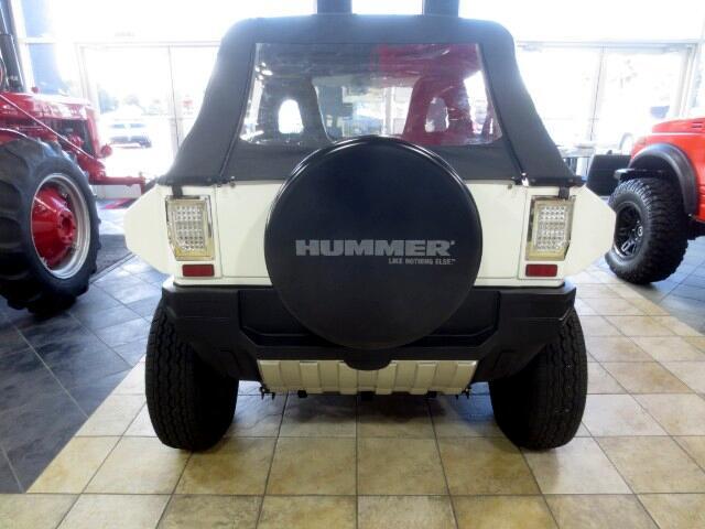 2013 HUMMER H2