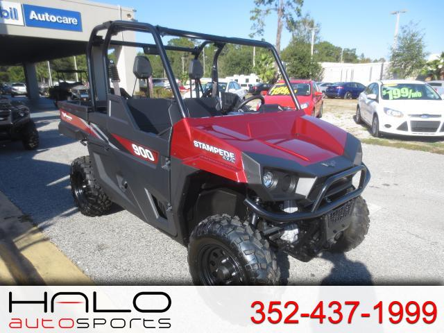 2017 Bad Boy Buggies Stampede 900 4X4 Financing for Everyone