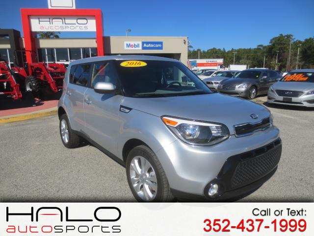 2016 Kia Soul FREEDOM MOTOR WHEELCHAIR CONVERSION
