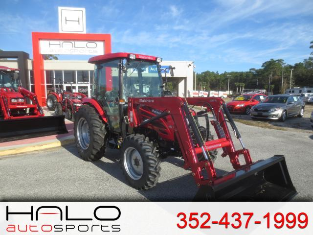 2016 Mahindra 2565 Shuttle Cab Ind Tires LDR