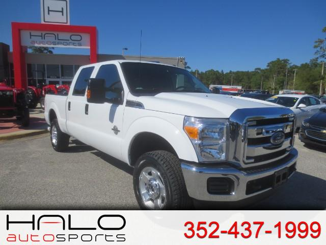 2016 Ford F-250 SD XLT Crew Cab Short Bed 4WD