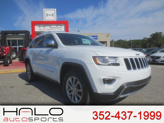2015 Jeep Grand Cherokee Limited 2WD