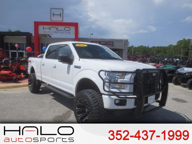 2016 Ford F-150 FX4 SuperCab 4WD