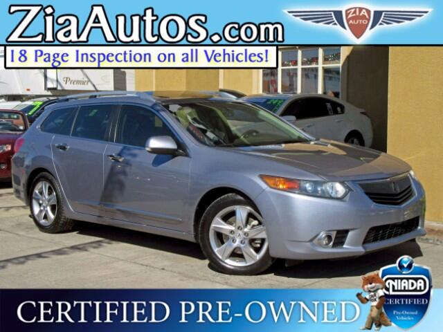 2012 Acura TSX Sport Wagon 5-Spd AT w/ Technology Package