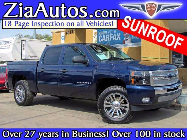 2009 Chevrolet Silverado 1500 LT1 Crew Cab 2WD