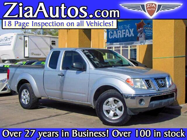 2010 Nissan Frontier King Cab 2WD