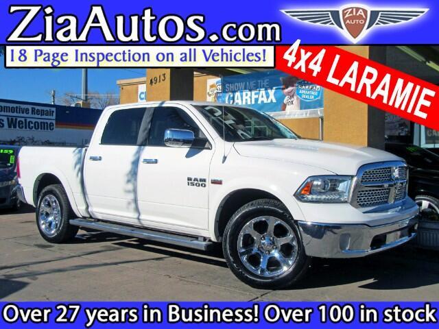 2014 Dodge Ram 1500 Laramie Crew Cab 4WD