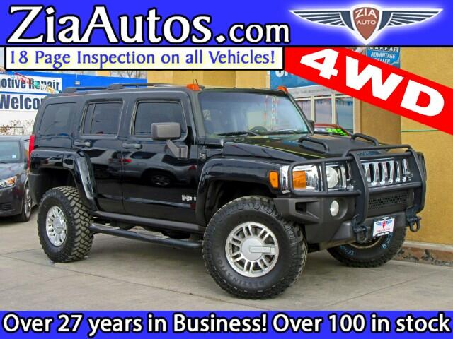 2006 HUMMER H3 4WD Sport Utility