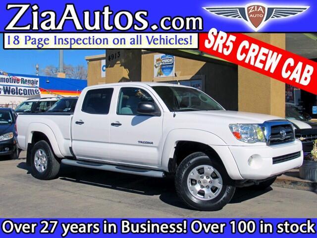 2007 Toyota Tacoma SR5 Crew Cab