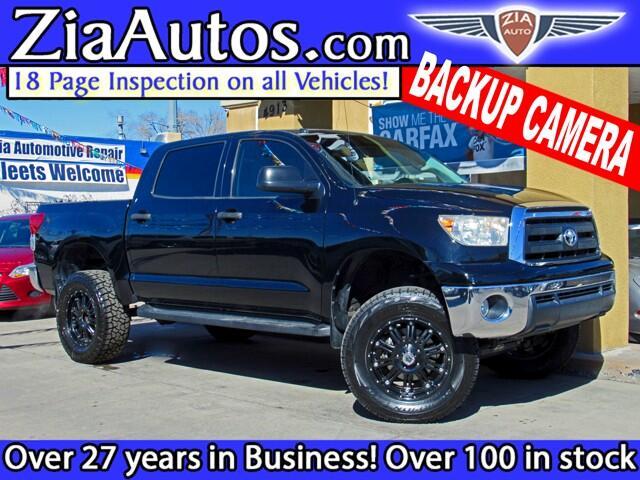 2010 Toyota Tundra CrewMax 5.7L 2WD