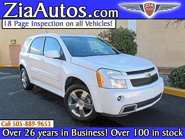 2008 Chevrolet Equinox LT2 2WD