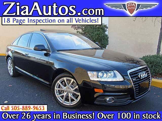 2011 Audi A6 3.0 quattro Premium Plus AWD