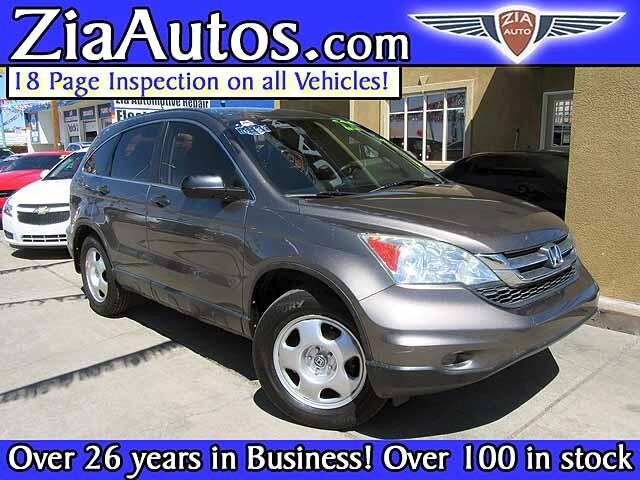 2010 Honda CR-V LX 2WD 5-Speed AT