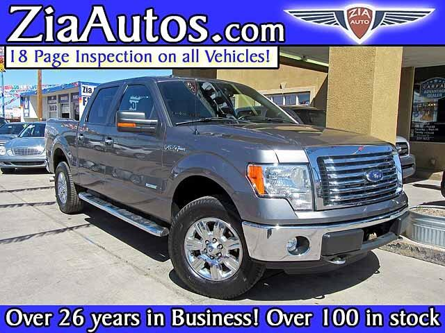 2012 Ford F-150 XLT 4WD