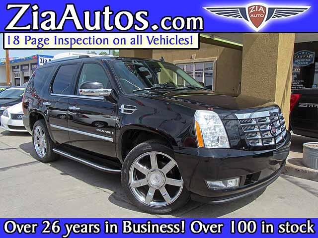 2007 Cadillac Escalade 2WD Luxury