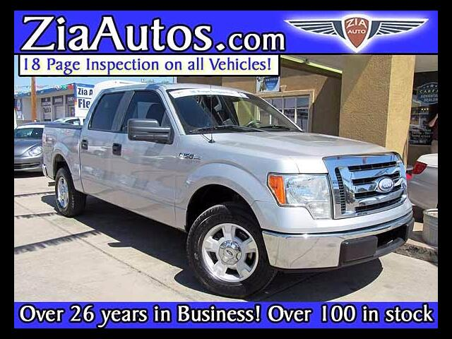 2009 Ford F-150 2WD SuperCrew 150