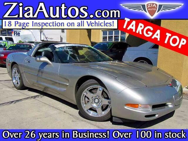 1998 Chevrolet Corvette 2LT Coupe Automatic