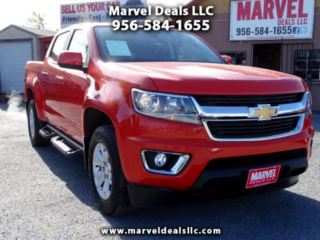 2016 Chevrolet Colorado 2LT Crew Cab 2WD
