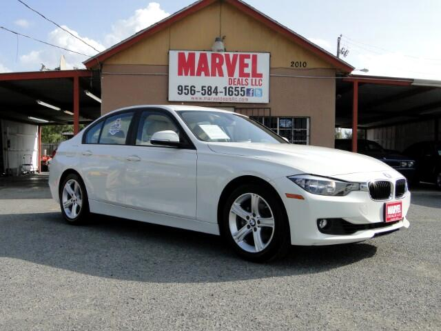 2014 BMW 3-Series I SULEV